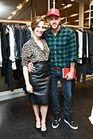 Liz Goldwyn, Johnny Wujek - 10/21/2015 - Los Angel