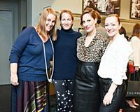 Erin Farr, Susan Plagemann, Liz Goldwyn, Kim Fasti