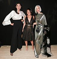 Anh Duong, Alina Cho, Linda Fargo - 10/22/2015 - N