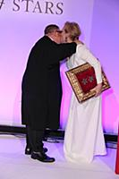 Alber Elbaz, Meryl Streep - 10/22/2015 - New York,