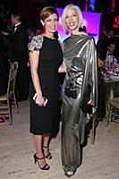 Cynthia Leive, Linda Fargo - 10/22/2015 - New York