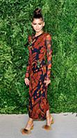 Singer Zendaya attends the 12th Annual CFDA/Vogue