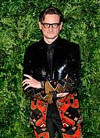 Fashion journalist Hamish Bowles attends the 12th