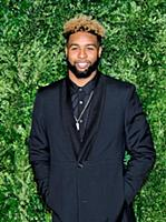 NY Giants receiver Odell Beckham Jr. attends the 1