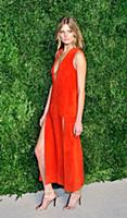 Model Constance Jablonski attends the 12th Annual