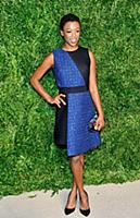 Actress Samira Wiley attends the 12th Annual CFDA/
