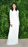 Model Jacquelyn Jablonski attends the 12th Annual