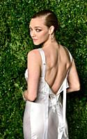 Actress Amanda Seyrfied attends the 12th Annual CF