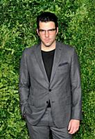 Actor Zachary Quinto attends the 12th Annual CFDA/