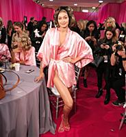 Gigi Hadid - 11/10/2015 - New York, NY - BACKSTAGE
