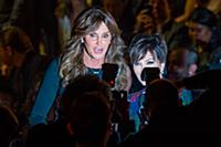 Caitlyn Jenner and Kris Jenner at the 2015 New Yor