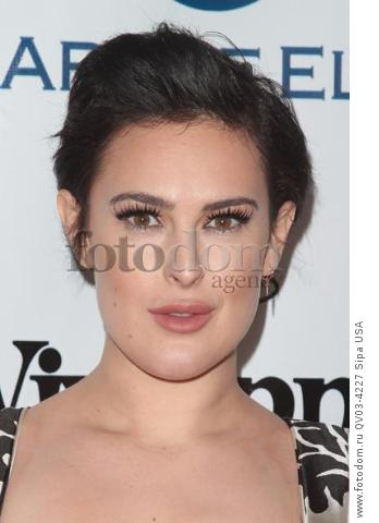 Rumer Willis attends tThe Art of Elysium's Ninth Annual Heaven Gala held at 3LABS in Los Angeles, CA on January 9th, 2016. (Photo by Adam Orchon) *** Please Use Credit from Credit Field ***