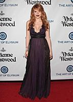 Bella Thorne attends tThe Art of Elysium's Ninth A