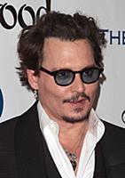 Johnny Depp attends tThe Art of Elysium's Ninth An