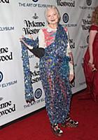 Vivienne Westwood attends tThe Art of Elysium's Ni