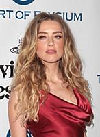 Amber Heard attends tThe Art of Elysium's Ninth An