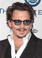 Johnny Depp attends tThe Art of Elysium's Ninth An