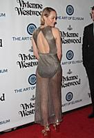 Amber Valletta attends tThe Art of Elysium's Ninth