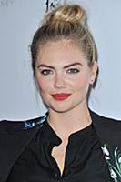 Kate Upton arrives at the Stella McCartney Autumn