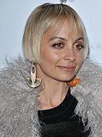 Nicole Richie arrives at the Stella McCartney Autu
