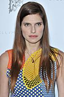 Lake Bell arrives at the Stella McCartney Autumn 2