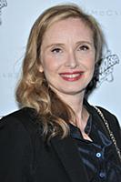 Julie Delpy arrives at the Stella McCartney Autumn