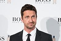 The actor Gerald Buttler attend the photocall of H