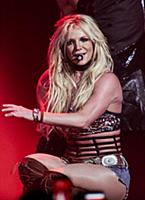 Britney Spears performs during Now! 99.7 Triple Ho