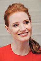 Актриса Джессика Честейн. Портреты.