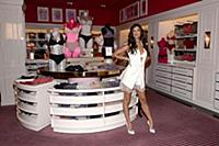 Victoria's Secret Angel Sara Sampaio celebrates th