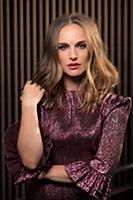 Студийная фотосессия актрисы Натали Портман