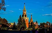 Подборка фотографий московского Кремля