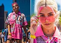 Фестивальная мода: яркие луки Lollapalooza