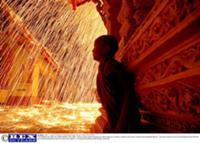 Буддистский фестиваль в Таиланде
