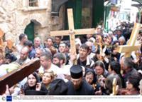 'Страстная Пятница' (Good Friday) в Иерусалиме