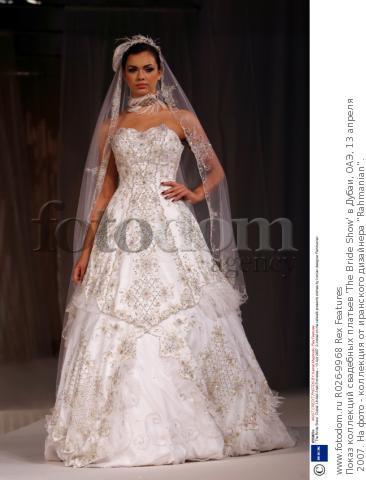 Иранские свадебные платья