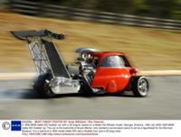 Игрушка 'Mattel Hot Wheels' стала реальной машиной