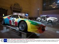 Выставка 'BMW Art Cars' в Нью-Йорке
