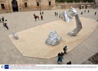 Скульптура из алюминия 'Пробуждение' (The Awakenin