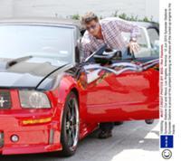 Сильвестр Сталлоне гордится своим авто