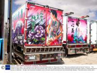 'Декотора' - тюнинг грузовиков по-японски