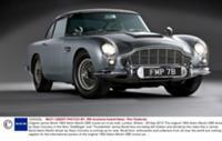 Автомобиль Джеймса Бонда 'Aston Martin DB5'