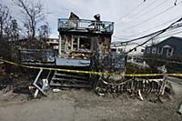 Ураган «Сэнди»: жертвы и последствия стихии