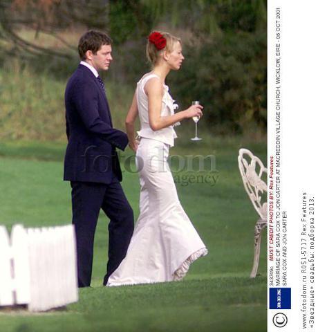 Sara cox wedding