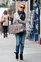 Кайли Миноуг отправилась за покупками