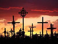 Гора крестов: литовская святыня