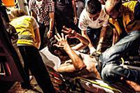 Массовые беспорядки в Стамбуле