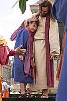 Представление «Страсти Христовы» прошло на Трафаль