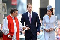 Уильям и Кэтрин отметили Пасху в Сиднее