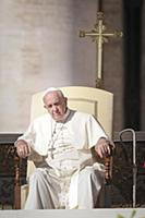 Папа Франциск I на Святой Мессе в Ватикане, Ватика